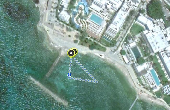 Aquathlon Ocean Lava Swim 150m