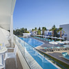 ocean lava paphos Hotel Suite Balcony